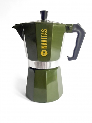 Navitas Stove Top Coffee Maker