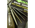 Korda Safe Zone Anti Tangel Sleeves (Clay/Lehm Braun)