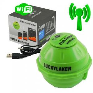 Luckylaker WiFi Fishfinder Echolot f�r Smartphones