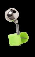 Zeck Green Bell Aalgl�ckchen mit Knicklichthalter