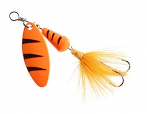 Balzer Spinner Colonel Fuzzy Orange Tiger