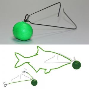Zeck Fishing Dead Bait System 50g Version S