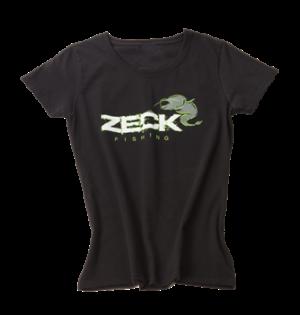 Zeck Fishing Girlie Shirt
