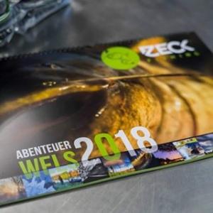 Abenteuer Wels Kalender 2018