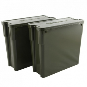 RidgeMonkey Modular Bucket System Deep Tray Twin Pack
