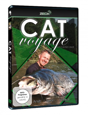 Zeck Fishing DVD Cat Voyage