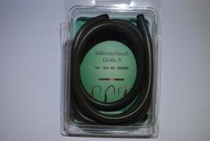 Dyna- Cast Silikonschlauch Größe 3