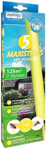 RapidAction Anti-Mosquito Stäbe