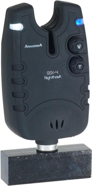 Anaconda Nighthawk GSX-4 Bissanzeiger