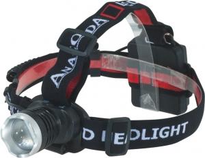 Anaconda Headlamp T6 420Lumen * NEU 2015 *