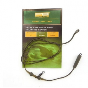 PB Products Extra Safe Heli-Chod Leader Weed 90cm