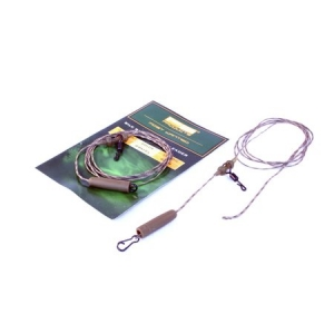 PB Products Silk Ray Heli-Chod Leader