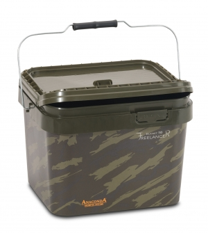 Anaconda Freelancer Bucket 10l Camo