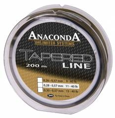 Anaconda Tapered Line 0,30mm-0,57mm