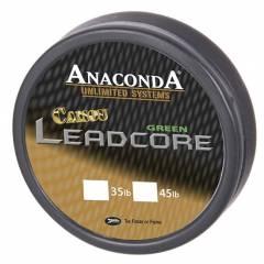 Anaconda Camou Leadcore Green 45lbs