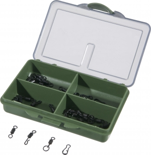 ANACONDA Carp Swivel Box 50