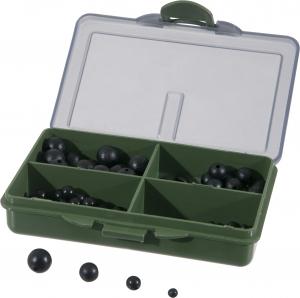 ANACONDA Bead Box 100 Army Green