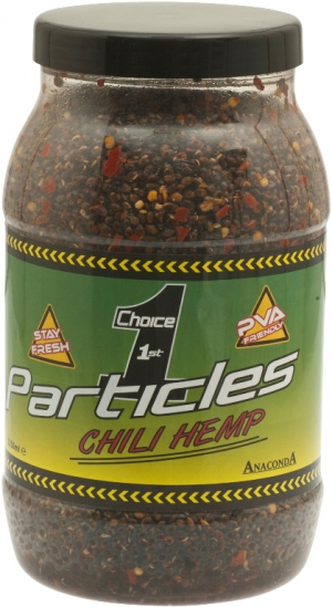Anaconda 1st. Part. Chili Hemp Mix 2250ml