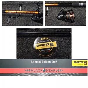 Sportex Black Pearl Special Edition 2016