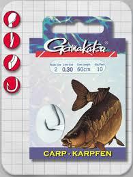 Gamakatsu Karpfen Gr.2 60cm