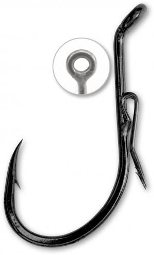 Black Cat Ghost Rig Hook 5/0