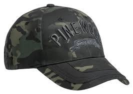 PINEWOOD® TC CAMOU CAP 5294