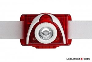 Led Lenser SEO 5 Red