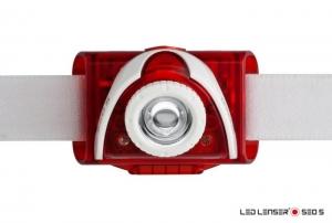 Led Lenser SEO 5 Red