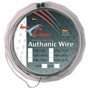Iron Claw Authanic Wire Drahtvorfach 10m