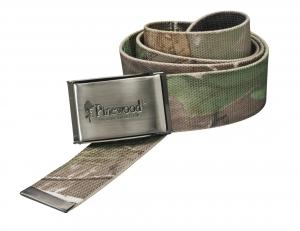 Pinewood Kanvas Gürtel Camou