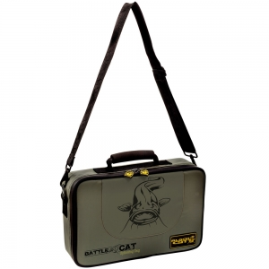 Black Cat Battle Cat Spinning Bag