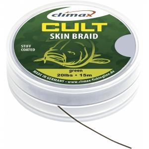 Climax Cult Skin Braid 20lb Green