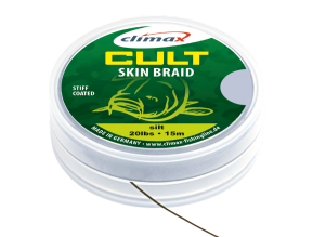 Climax Cult Skin Braid 30lb Camou Brown
