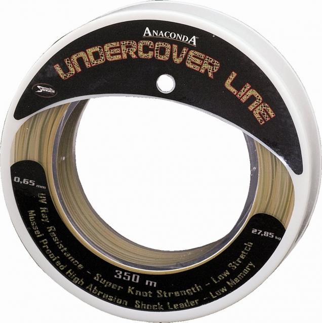 Anaconda Undercover Line 0,55mm 350m