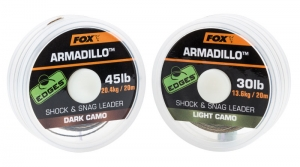 Fox Edges Armadillo 30lb Dark Camo 20m