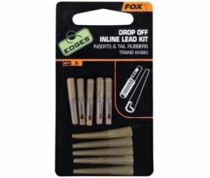 Fox Edges Drop Off Inline Lead Kit