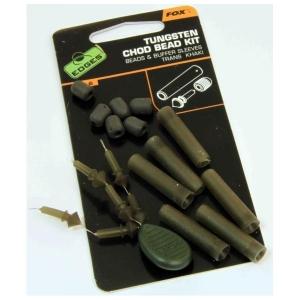 Fox Edges Tungsten Chod Bead Kit x6