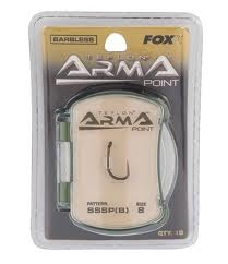 Fox Arma Point SSSP(B) Size 8