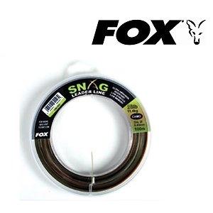 Fox Snag Leader Line Camo 35lb 100Meter