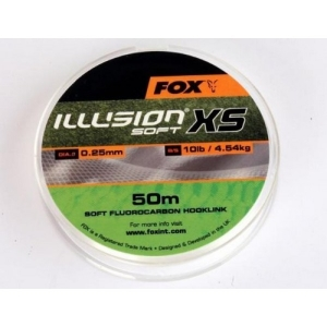 Fox Illusion Soft XS 50m 12lb / 5.45kg 0.30mm