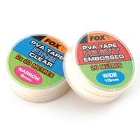 Fox PVA Tape -  Narrow Clear Tape 2x 5mm x 20m