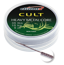 Climax Trophy Heavy Metal Lead Core 35lb 15kg 5m