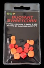 ESP - Big Buoyant Sweetcorn Red/ Orange
