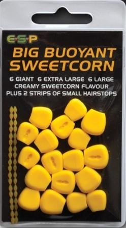 ESP Buoyant Big Sweetcorn Yellow
