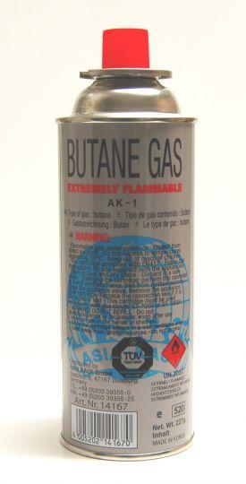 Gaskartusche 4 Stück