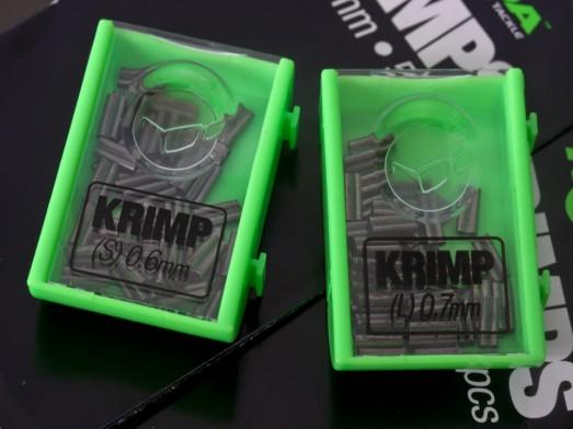 Korda Spare Krimps ( S ) 0,6mm