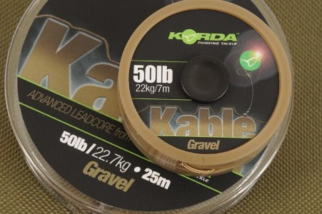Korda Leadcore Weed 7m 50lb