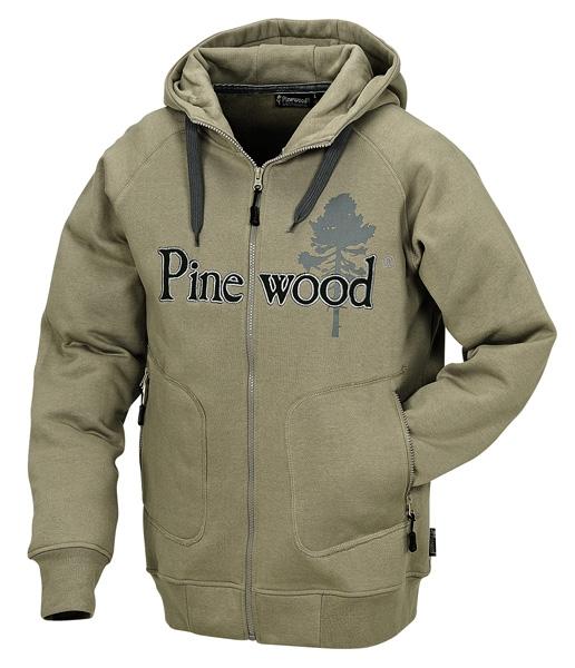 Pinewood Hoody Beige