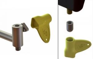 Carp Spirit Inox300 2in1 Key Tool