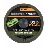 FOX EDGES Coretex Matt Weedy Green 25lb